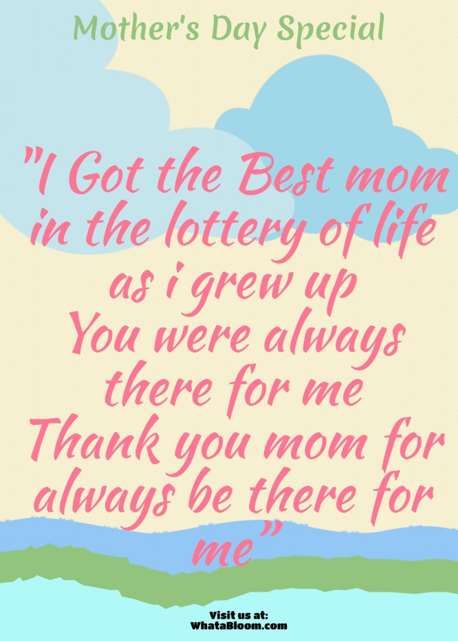 Best Quotes for Mothers Day Beautiful Best Mother S Day Quote