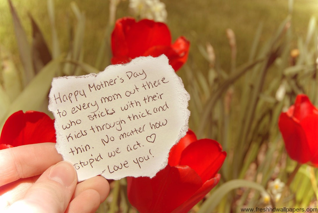 Mother's Day Special Quotes New Special Mothers Day Quotes Quotesgram