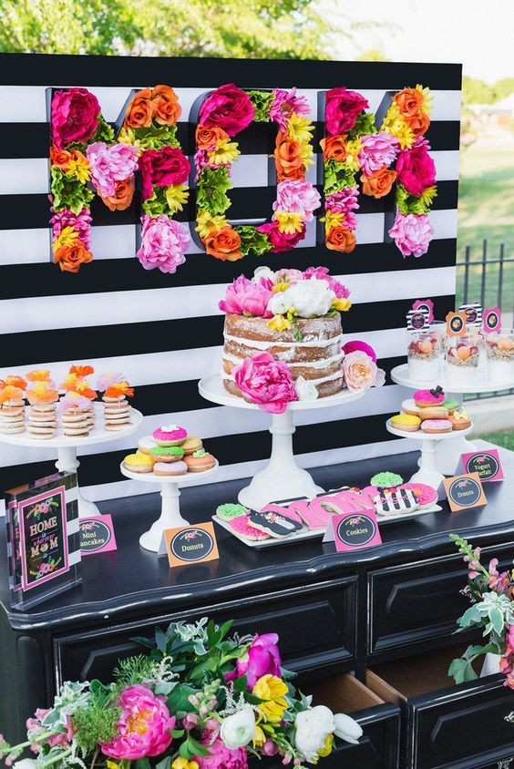 Mothers Day event Ideas Awesome Mothers Day Party Ideas S and for